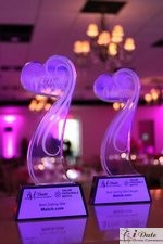 Award Trophies at the January 28, 2010 Internet Dating Industry Awards in Miami