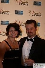 Scott + Emily McKay (X & Y Communications, Award Nominees) at the 2010 Internet Dating Industry Awards in Miami