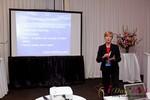 Ann Robbins (CEO of eDateAbility) at iDate2011 Beverly Hills