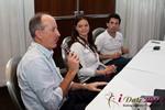 Mobile Dating Panel (Brendan O'Kane, Raluca Meyer & Joel Simkhai) at the June 22-24, 2011 Dating Industry Conference in California