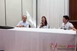 Mobile Dating Panel (Raluca Meyer of Date Tracking) at the 2011 Online Dating Industry Conference in Los Angeles