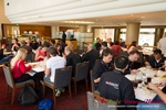 Lunch at the November 7-9, 2012 Mobile and Internet Dating Industry Conference in Australia