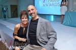 Paul Falzone and Renee Piane at the 2012 iDateAwards Ceremony in Miami