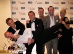 White Label Dating - Best Dating Software Award 2012 in Miami Beach at the January 24, 2012 Internet Dating Industry Awards