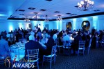 Awards Dining Room at the 2012 iDate Awards Ceremony