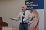 Larry Michel - CEO - Match Matrix at the 2012 Internet Dating Super Conference in Miami