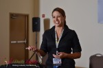 Rachael DeAlto - CEO - Flipme at the January 23-30, 2012 Miami Internet Dating Super Conference