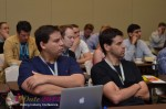 Audience for Sam Yagan  - OK Cupid at the January 23-30, 2012 Miami Internet Dating Super Conference