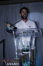 Joel Simkhai - Grindr.com - Winner of Best Mobile Dating App 2012 at the 2012 iDate Awards Ceremony
