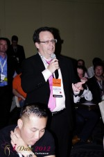 iDate2012 Dating Industry Final Panel - Bill Broadbent at Miami iDate2012