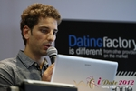 David Khalil (Co-Founder of eDarling) at the 2012 Germany European Union Mobile and Internet Dating Summit and Convention