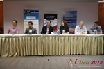 Final Panel  at the 9th Annual E.U. iDate Mobile Dating Business Executive Convention and Trade Show