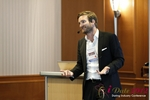 Matt Connoly (CEO of MyLovelyParent) at the 2012 E.U. Online Dating Industry Conference in Köln