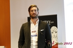 Matt Connoly (CEO of MyLovelyParent) at the September 10-11, 2012 Köln E.U. Online and Mobile Dating Industry Conference