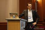 Moritz Von Tobiesen (Account Manager at Google) at iDate2012 Germany