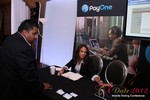 PayOne (Exhibitor)  at the 2012 Online and Mobile Dating Industry Conference in L.A.
