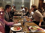 Lunch at the 2012  Eastern European Online Dating Industry Conference in Russia