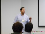 Carlos Maghalaes - Director of Mentis Dating and Amore Em Cristo  at the 36th iDate2013 Sao Paulo