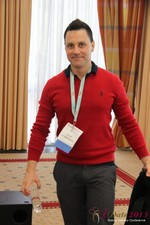 Ademar de Farias Jr (CEO of Bi2Bi) at the 2013 European Union Internet Dating Industry Conference in Germany