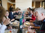 Lunch at the 35th iDate2013 Germany convention