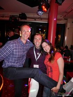 Networking Party at the September 16-17, 2013 Germany European Union Internet and Mobile Dating Industry Conference