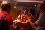 Networking at the June 5-7, 2013 Beverly Hills Internet and Mobile Dating Business Conference