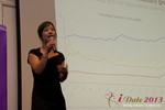 Charisma Levonleigh  (Google) at the 2013 Internet Dating Super Conference in Las Vegas