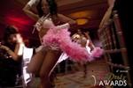 Las Vegas showgirls begin the festivities in Las Vegas at the January 17, 2013 Internet Dating Industry Awards