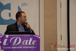 Nick Soman (CEO of LikeBright) at the January 16-19, 2013 Internet Dating Super Conference in Las Vegas