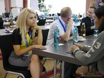 Speed Networking among Dating Industry Executives  at the 39th iDate2014 Köln convention