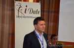 Clive Ryan, Regional Business Development Manager for Facebook  at iDate2014 Köln