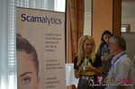 Exhibit Hall, Scamalytics Sponsor  at iDate2014 Köln