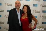 Sean Kelley & Carmelia Ray  at the 2014 Las Vegas iDate Awards