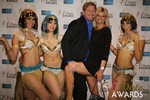 Jeff Collier & Sheri Grande  at the 2014 Las Vegas iDate Awards