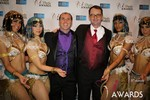 Marc Lesnick & Mark Brooks (iDate Awards Thanks You!) in Las Vegas at the 2014 Online Dating Industry Awards