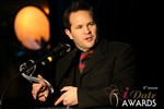 Michael O'Sullivan (Winner of Best Dating Software & SAAS) at the 2014 iDate Awards Ceremony