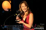 Award accepted on behalf of Caroline Brealey (Winner of Best Matchmaker) at the 2014 Internet Dating Industry Awards Ceremony in Las Vegas