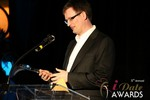 Markus Frind (Winner of Best Dating Site) in Las Vegas at the January 15, 2014 Internet Dating Industry Awards