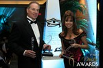 Ken Agee & Renee Piane (Multiple iDateAward Winners) at the 2014 Las Vegas iDate Awards