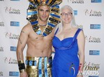 Mary Haskett of beehiveID  at the 2014 Internet Dating Industry Awards in Las Vegas