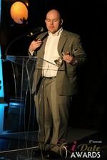 Jason Lee  at the 2014 iDateAwards Ceremony in Las Vegas