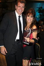 Renee Piane (Winner of Best Dating Coach) at the 2014 Internet Dating Industry Awards in Las Vegas