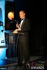 Ken Agee of AForiegnAffair.com (Winner of Best Affiliate Program) at the 2014 iDateAwards Ceremony in Las Vegas held in Las Vegas