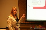 Andrea Miller - Founder of Yourtango at the January 14-16, 2014 Las Vegas Online Dating Industry Super Conference