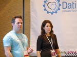 Dating Software Session - with Tanya Fathers, CEO of Dating Factory and Michael O'Sullivan CEO of Hub People at iDate Expo 2014 Las Vegas