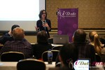 Jessica Carbino - Sociologist @ ThreeDayRule at the 2014 Las Vegas Digital Dating Conference and Internet Dating Industry Event