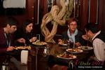 Lunch at iDate2014 Las Vegas