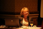 Julie Ferman - Moderator: Matchmaker & Dating Coach Panel at the 11th Annual iDate Super Conference
