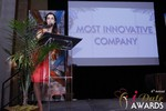 Gloria Diez - Business Development at Wamba at the 2015 iDateAwards Ceremony in Las Vegas held in Las Vegas