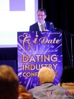 Mark Brooks - Publisher of Online Personals Watch at the 2015 Las Vegas Digital Dating Conference and Internet Dating Industry Event
